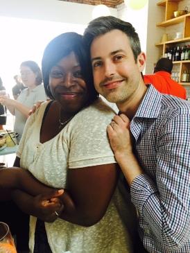 Daniella and Daniel (Brookland's Top Realtor)