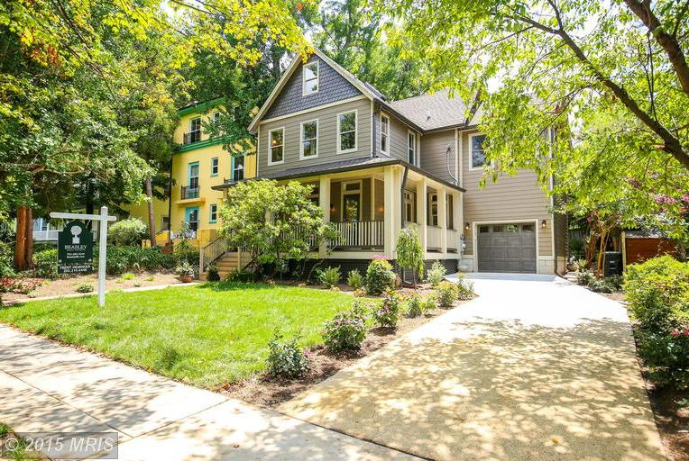 1327 Newton St NE (For sale for 8 days) 2,950sqft 5br, 4.5baths asking $1,089,000